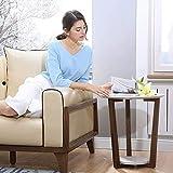 DEED Kleine Tabelle Haushalt Kleine Runde Ende Seite Sofa für Kleine Räume Wohnzimmer Einfache Moderne Schlafzimmer Einfache Studie Tabelle