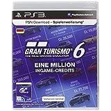 Playstation Network Card (10 Euro) Gran Turismo 6 Livecard [Importación Alemana]