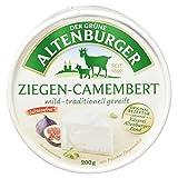 Der Grüne Altenburger Ziegen-Camembert, 200 g