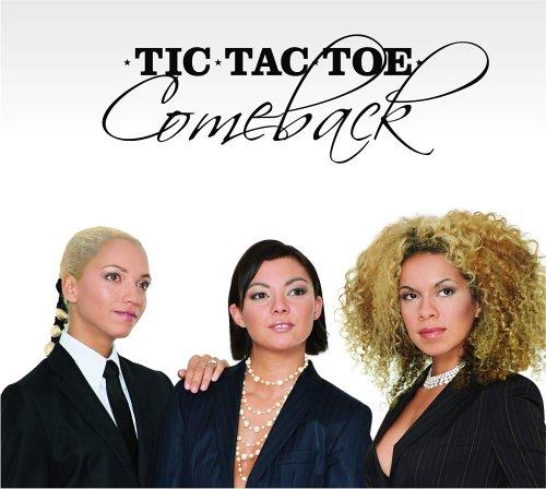 Tic Tac Toe: Comeback (Audio CD)