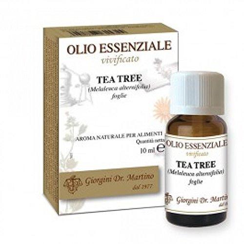 Dr. Giorgini Tea Tree Oil Olio Essenziale 10ml
