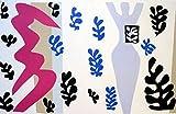 Henri Matisse–'Il lanciatore di coltelli', grande edizione limitata vintage Lithograph–c1985(Edizione di 250)