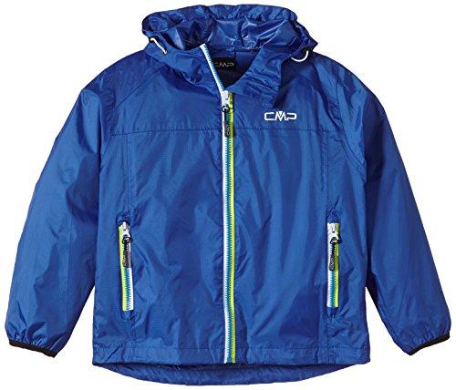 Cmp regenjacke 3x57624, giacca a vento bambino, blu (royal), 164
