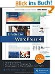 Einstieg in WordPress 4: Mit Peter Mü...