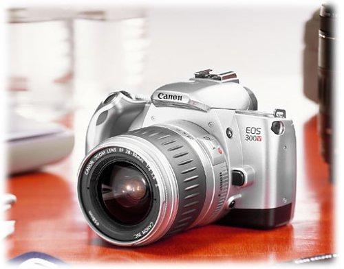 Canon EOS 300 V Spiegelreflexkamera 28-90_2