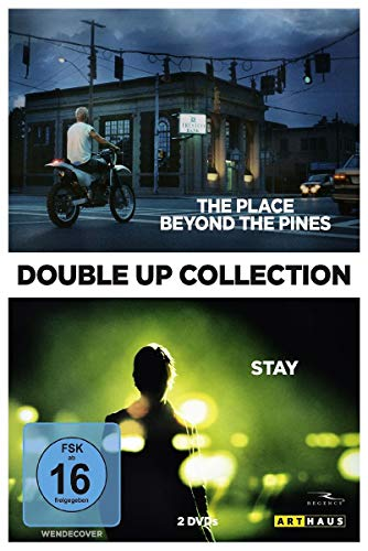 Double Up Collection: The Place Beyond The Pines / Stay [2 DVDs]