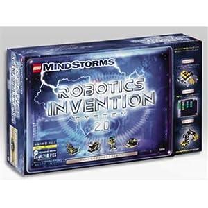 3804 - LEGO Robotics Invention System 2.0 D, 717 Teile