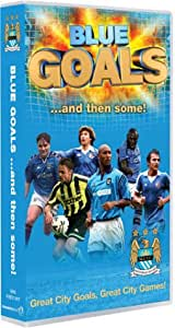 Manchester City - Blue Goals & Then Some[VHS]