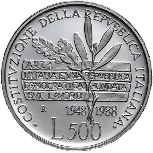 45f38789f3 Moneta 500 lire argento varie annate | Grandi Sconti | Monete rare ...