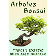 Arboles Bonsai (Spanish Edition)
