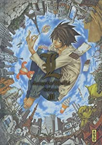 Death Note : L change the world Edition simple One-shot