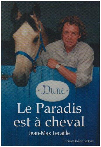 Le paradis est à cheval