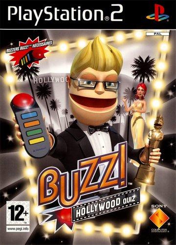 Buzz Hollywood quiz - Playstation 2 - FR
