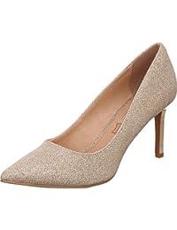 Buffalo H733-C002A-4P1855D - Zapatos de vestir de Material Sintético para mujer