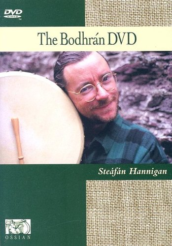 Steafan Hannigan: The Bodhran Dvd [UK Import]