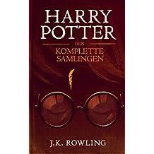 Harry Potter, den komplette samlingen (1-7) (Harry Potter-serien)