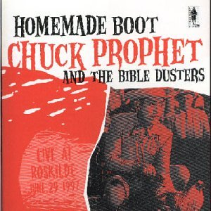 Homemade Boot: Live at Roskilde June 29, 1997 (US Import) Cord-duster