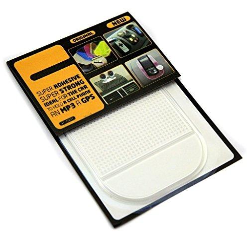 Anti-Rutsch-Matte-Dash-Pad-Haftmatte-DAS-ORIGINAL-zur-Ablage-von-Handy-Schlssel-Brille-etc-transparent