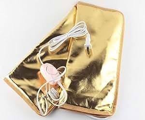 Mani elettriche e guanti bruciatori d'arma con tormalina impermeabile (25-65 gradi centigradi), oro