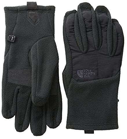 The North Face Men's Denali Etip Gloves Black tnf black Size:X-Large