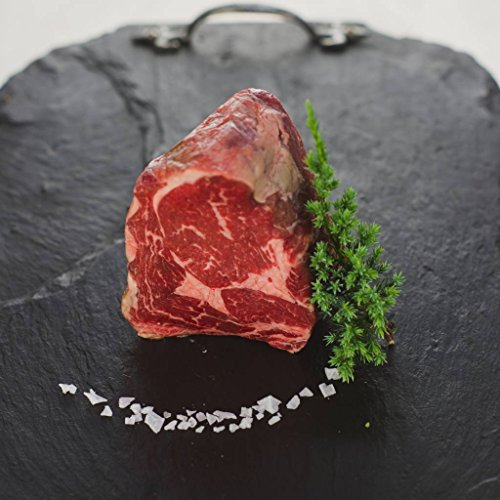 Entrécote/Rib Eye Steak vom Weiderind 400g Steak Standart Cut