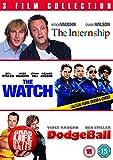 Internship/The Watch/Dodgeball: A True Underdog Story (3 Dvd) [Edizione: Regno Unito] [Italia]