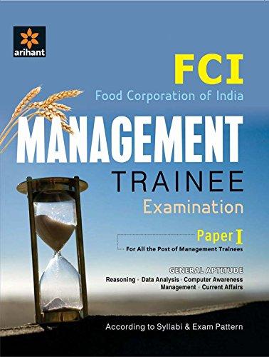 FCI (Food Corporation of India) Management Trainee Exam