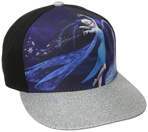 Disney Frozen Let It Go Elsa Sublimation Snapback Baseball Cap