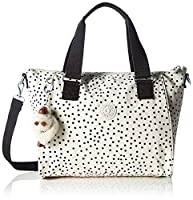 Kipling Amiel, Women�??s Bag, Mehrfarbig (Soft Dot), One Size