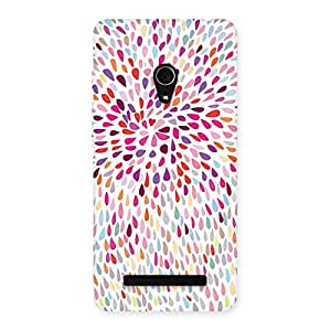 Colorful Pattern Print Back Case Cover for Zenfone 5