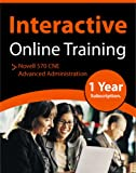 Study for Novell 570 CNE Advanced Administration Online Training