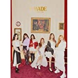 (G)I-DLE - [I Made 2nd Mini Album CD+1p Poster+112p Booklet+1p PhotoCard+2p Sticker+Tracking K-Pop Sealed