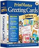 PrintMaster Greetings Card Deluxe (PC)
