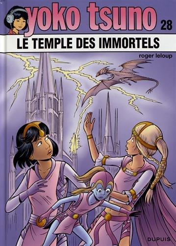 Yoko Tsuno (28) : Le temple des immortels