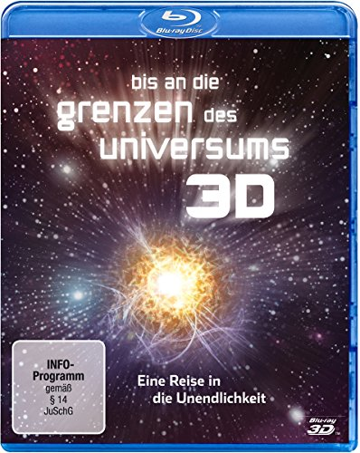 es Universums [3D Blu-ray] (Die Grenze Film)