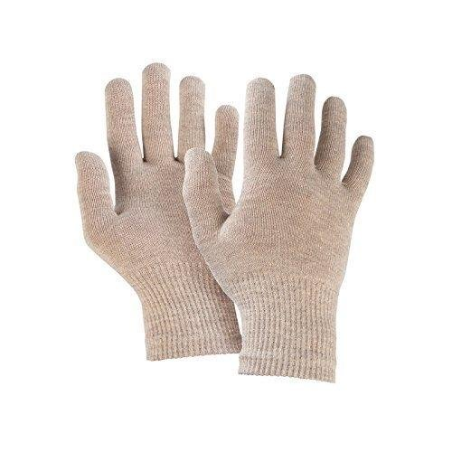 Silber beheizt Handschuhe (Verschiedene Optionen) - 8% Silber/Grau, XS