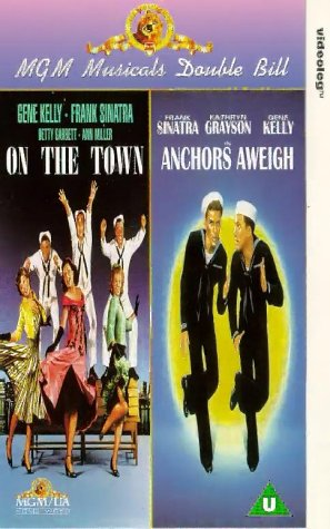 anchors-aweigh-on-the-town-vhs