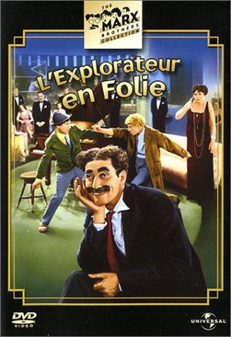 Marx Groucho - L'Explorateur En