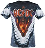 AC/DC Hell's Bells T-Shirt Allover L