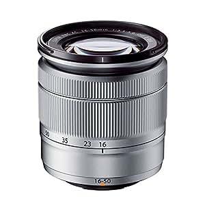 Fujifilm 16-50 mm/F 3,5-5,6 XC Ois II 16 mm Objektiv (Fujifilm X-Anschluss,True)