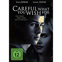 Careful What You Wish For (2015) [Import] by Isabel Lucas