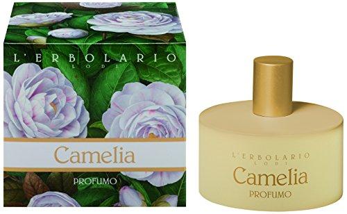 L'Erbolario CAMELIA Eau de Parfum, 50 ml