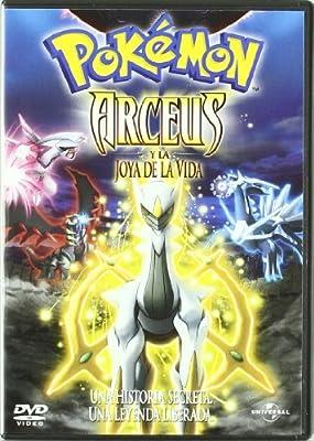 Pokemon: Arceus Y La Joya De La Vida [dvd] por Paramount Spain, S.L.