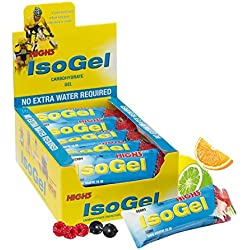 IsoGel High5 - Caja con 25 bolsitas de 60 ml - Cítricos