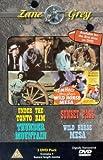 Zane Grey : Under The Tonto Rim / Sunset Pass / Thunder Mountain / Wild Horse Mesa [2001] [DVD] by James Warren