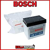 0092M4F540 BATTERIA BOSCH 53030 CON ACIDO Y60N30LA MOTO SCOOTER QUAD CROSS
