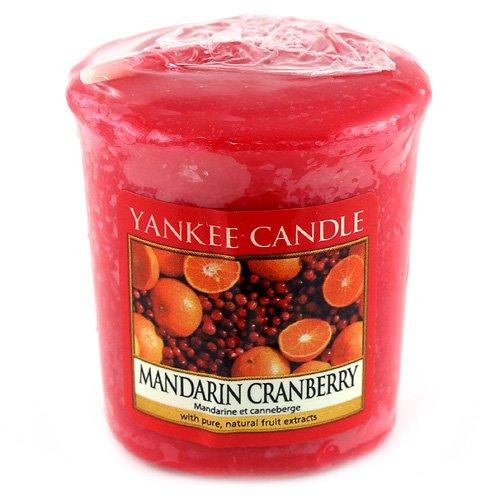 Yankee Candle Sampler Votivkerze 49 g Mandarin Cranberry