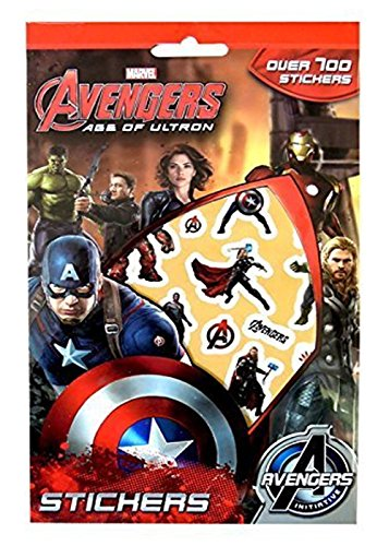 Marvel-Avengers-Age-Of-Ultron-700-Stickers-Collection-Pack
