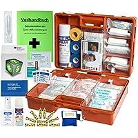 WM-Teamsport Sport-Sanitätskoffer Pro S2 Erste-Hilfe Koffer Din 13157 & 13164 + Sport-Ausstattung mit Kältebehandlung... preisvergleich bei billige-tabletten.eu