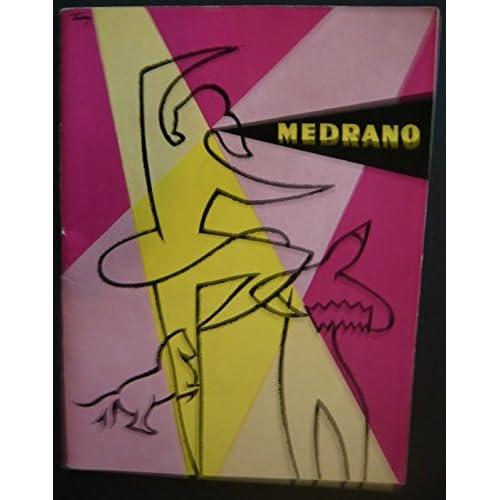 Programme cirque Medrano 10e spect 1957-58